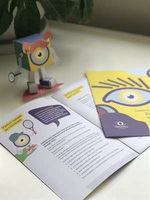Children's vision resource 2018