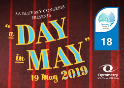 A Day in May - 2019 CPD points